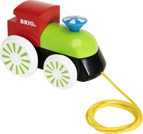 BRIO Gekleurde Locomotief - trekvoertuig - 30240
