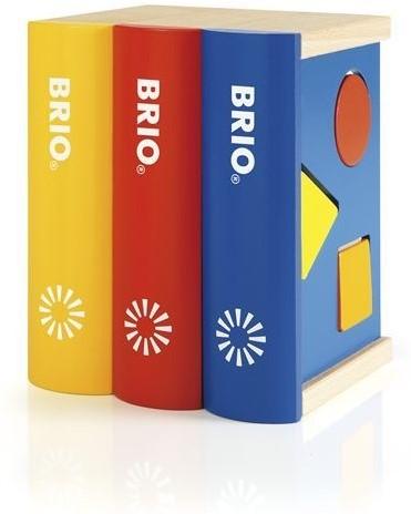 Brio  houten leerspel Tel boek 30178-2