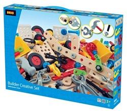 Brio  houten constructie speelgoed Builder Creatief set 34589