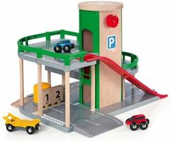 Brio  speelstad gebouw Garage 33204
