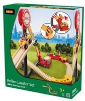 Brio  houten trein set Roller coaster set 33730-2