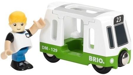 Brio  houten trein accessoire Tram engine 33731