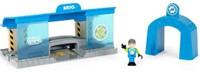 BRIO trein Smart Tech Werkplaats 33918-2