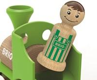 BRIO speelgoed Treinset met koe in wagon-2