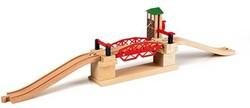 Brio  houten trein accessoire Ophaalbrug 33757