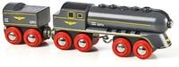 Brio  houten treinwagon Kraanwagon 33698-2