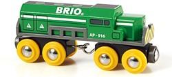 Brio  houten trein Diesellocomotief 33693