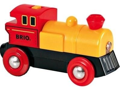 BRIO Locomotief op batterijen - 33594