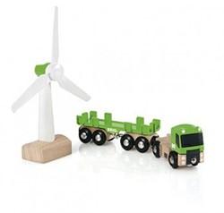 Brio  houten trein accessoire Freight goods truck 33527