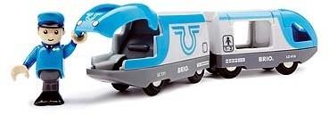 Brio  houten trein Personentrein 33506-1