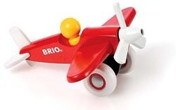 Brio  houten speelvoertuig Vliegtuig 30203