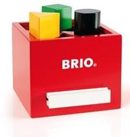 BRIO speelgoed Rode vormenstoof-1