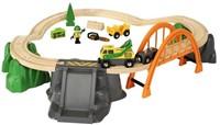 BRIO trein Treinset boswerker 33789-2