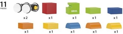 BRIO speelgoed Magnetische trein-3