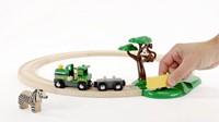 Brio  houten trein set Safari treinset 33720-2