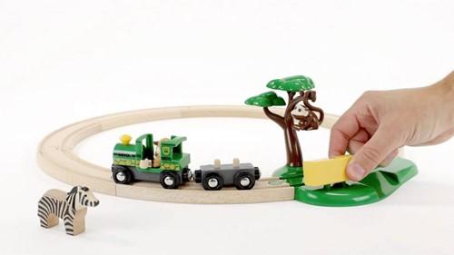 BRIO trein Treinset safari 33720-2