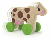 Brio  houten leerspel Mini Cow 30309-2