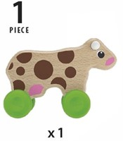 Brio  houten leerspel Mini Cow 30309-3