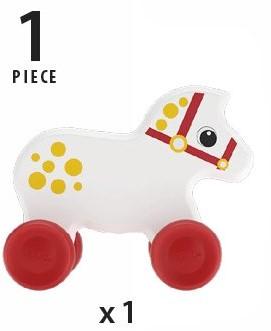 Brio  houten leerspel Mini Horse 30310-3