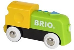 Brio  houten trein accessoire My First Railway Battery Train 33705