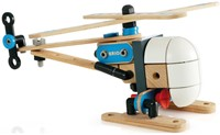 Brio  houten constructie speelgoed Builder Helicopter 34564-3