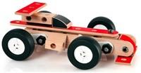 Brio  houten constructie speelgoed Builder Race auto 34562-2