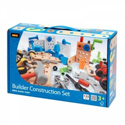 Brio  houten constructie speelgoed Builder Constructie set 34587