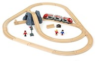 Brio houten trein set Railway Starter Set 33773-2