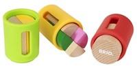 Brio  houten leerspel Vorm sorteer set 30173-2